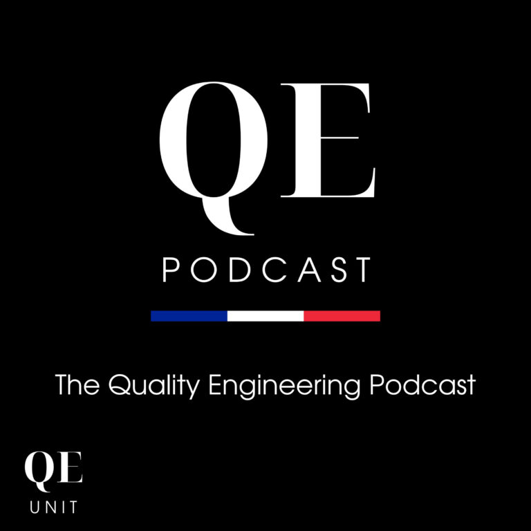 The Quality Engineering Podcast